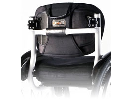 Jay J3 Carbon Wheelchair Back