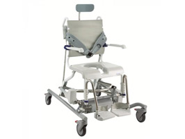 Aquatec Ocean Shower Chair Commode