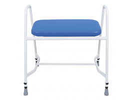YESS Bariatric Perching Stool with Arms