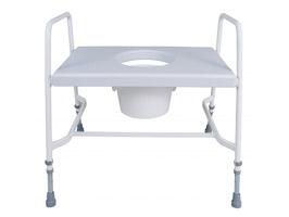YESS Bariatric Raised Toilet Seat