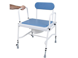 YESS Mediatric Adjustable Height & Detachable Arms Commode