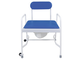 """YESS Mediatricâ""""¢ Fixed Height Commode"""