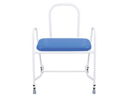 YESS Mediatric™ Perching Stool with Arms & Back