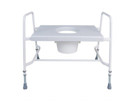 YESS Super Bariatric Raised Toilet Seat
