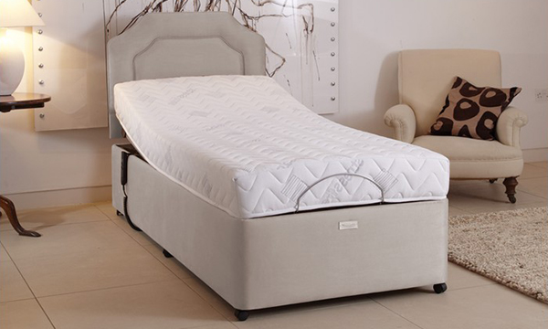 Electro Memory Adjustable Bed