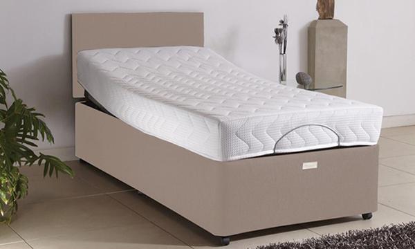 Electro Reflexer Adjustable Bed