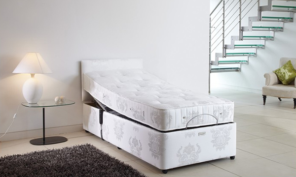 Electro Relaxer Adjustable Bed