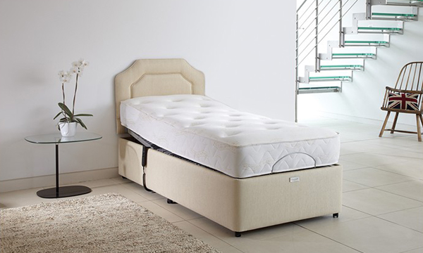 Electro Relaxer Memory Adjustable Bed