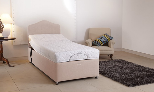 Electro Sensation Adjustable Bed