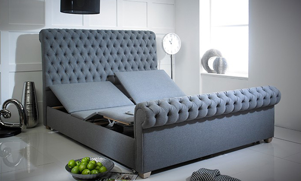 Savoy Adjustable Bed