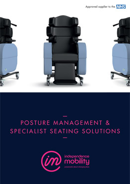 Independence Mobility Specialist Seating Brochure
