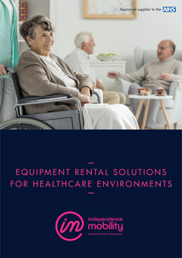 Independence Mobility Equipment Rental Brochure