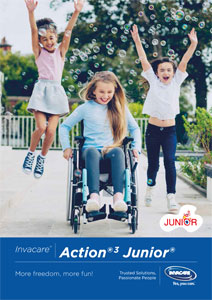 Invacare Action 3 Junior Manual Wheelchair