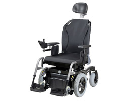 Quickie Puma 20 Power Wheelchair