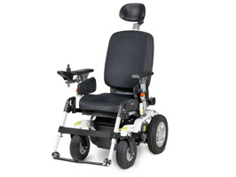 Quickie Puma 40 Power Wheelchair