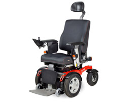 Quickie Puma 40 S-Line Power Wheelchair