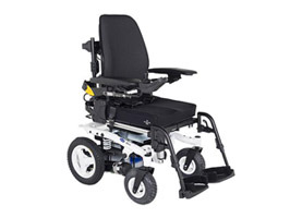 Invacare Bora Power Wheelchair