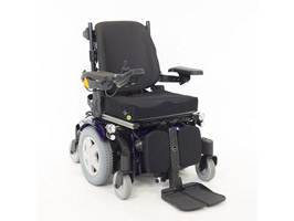Invacare TDX SP2 Low Rider Power Wheelchair