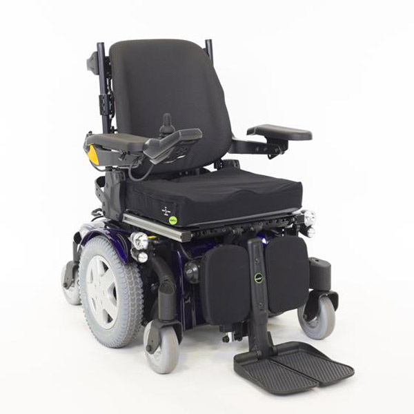 Invacare TDX SP2 Low Rider Power Wheelchair