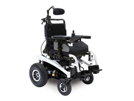 Jazzy Sparky Power Wheelchair