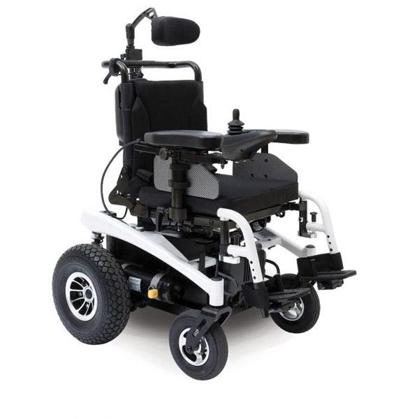 Jazzy Sparky Power Wheelchair
