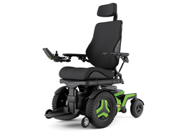 Permobil F3 Corpus Powered Wheelchair
