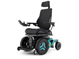 Permobil F5 Corpus Powered Wheelchair