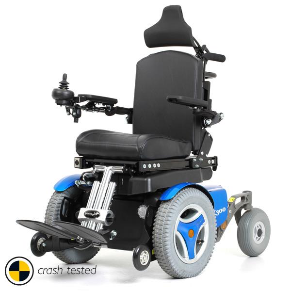 Permobil K300 PS Junior Powered Wheelchair