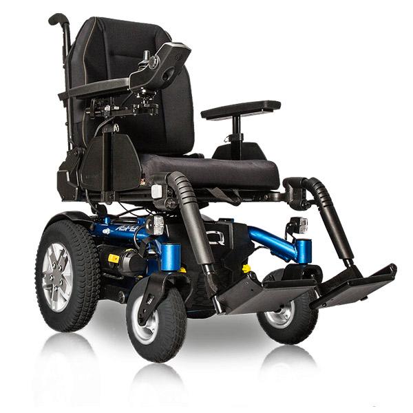 Quantum Aspen Power Wheelchair
