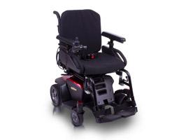 Quantum Kozmo Power Wheelchair