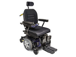 Quantum Q6 Edge Z Power Wheelchair