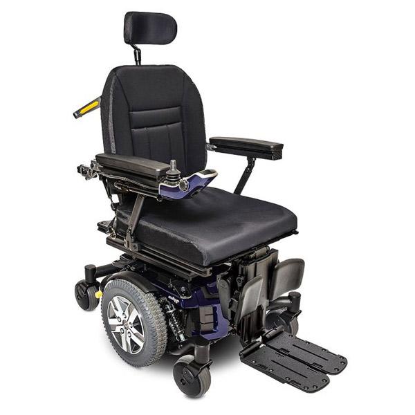 Quantum Q6 Edge Z Power Wheelchair