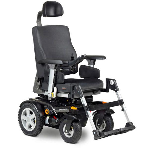 Quickie Puma 40 Power Wheelchair