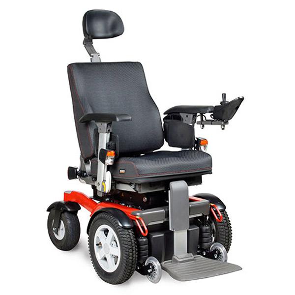 Quickie Puma 40 S-Line Power Wheelchair