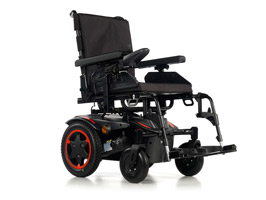 Quickie Q100 R Power Wheelchair