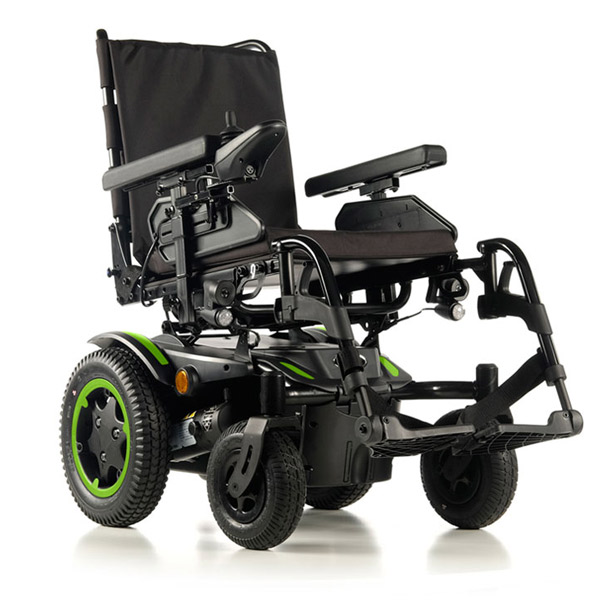 Quickie Q200 R Power Wheelchair