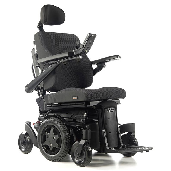 Quickie Q500 M Sedeo Pro Power Wheelchair