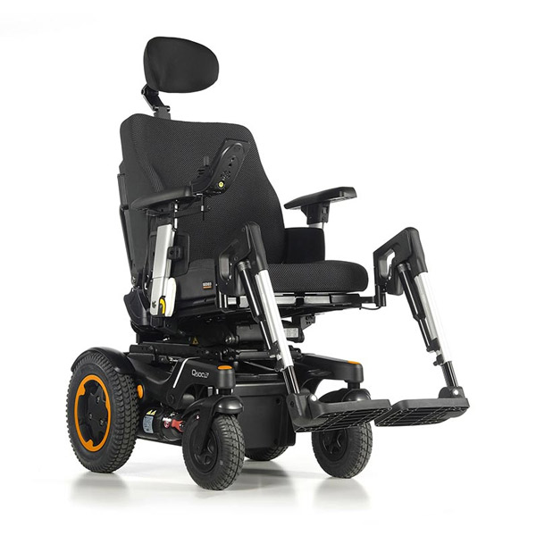 Quickie Q500 R Sedeo Pro Power Wheelchair