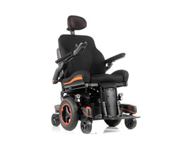 Quickie Q700-UP M Standing Wheelchair
