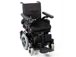 Quickie Salsa M2 Mini Power Wheelchair