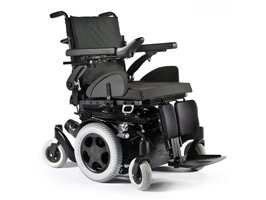 Quickie Salsa M2 Power Wheelchair