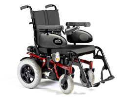 Quickie Tango Power Wheelchair