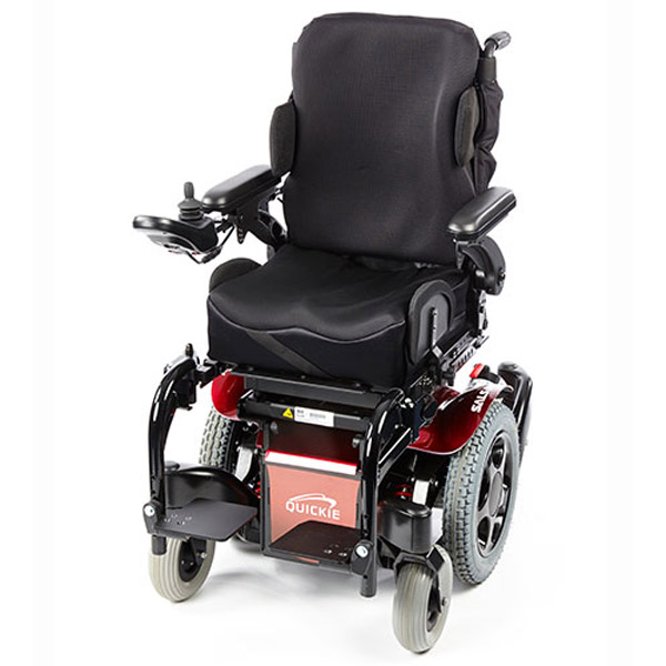 Zippie Salsa M2 Mini Power Wheelchair