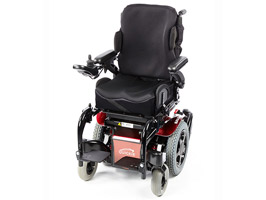 Zippie Salsa M2 Mini Teens Power Wheelchair