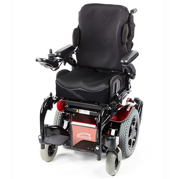 Zippie Salsa M2 Mini Teens Power Wheelchair