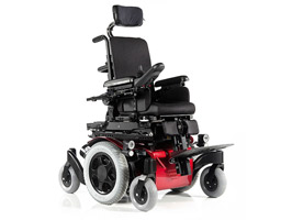 Zippie Salsa M2 Power Wheelchair