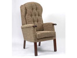 Pembroke High Back Chair