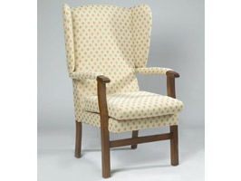 Warwick High Back Chair