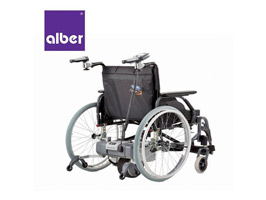 Alber Viamobil V25 Power Add-On Kit