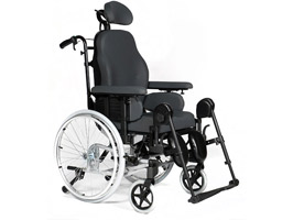 Breezy RelaX² Manual Wheelchair